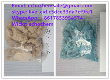 High Purity Chemical Research Powder Eu Eutylone Crystal Appearance C13H17NO3