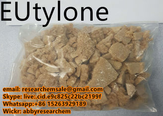 Safe Research Chemicals Crystal Eutylone Crystal Pink Tan Brown Eu Aluminum Foil Package