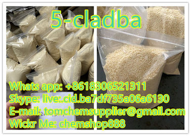 CAS 137350-66-4 5cladba Cannabinoids Research Chemical Powders